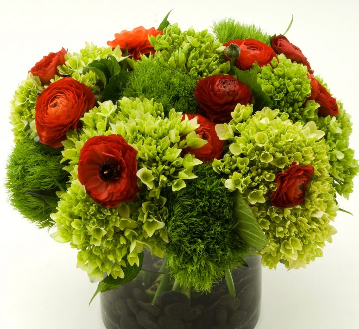 the artworks, yeg flowers, delivery, ranunculus, hydrangea