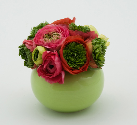 the artworks, yeg flowers, delivery, ranunculus