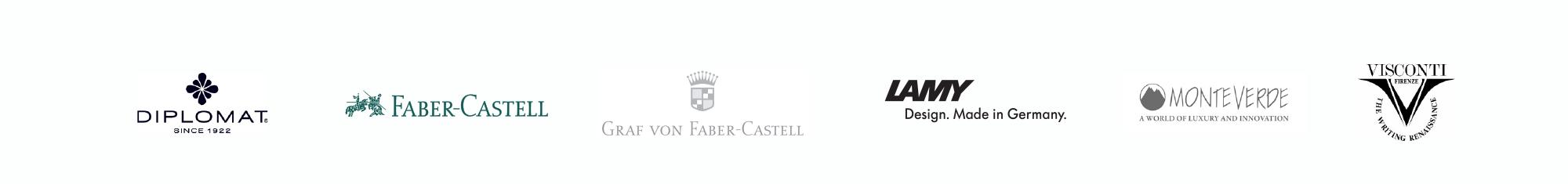 Diplomat Faber-Castell Lamy Monteverde Visconti